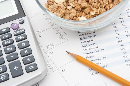 Сколько потреблять калорий в день, чтобы похудеть