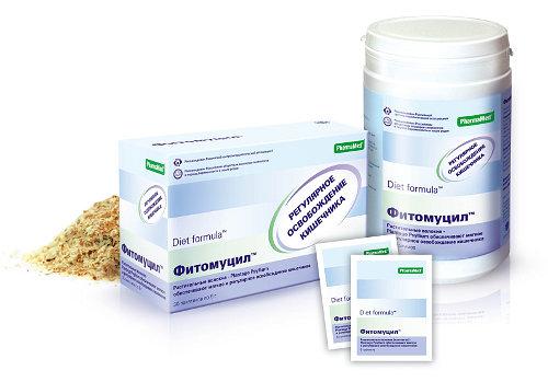 В чем популярность «Фитомуцила» для похудения