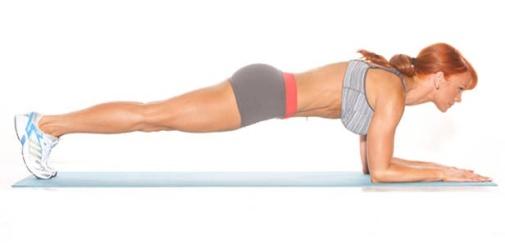 Упражнение «планка» как секрет молодости позвоночника и стройности: правила выполнения, виды «планки»