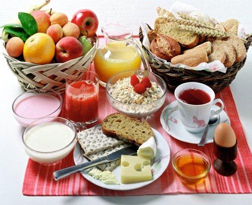 Правильное питание для тех, кто хочет похудеть: выбираем меню на завтрак и ужин