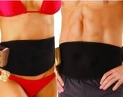 Термопояс для похудения живота и его действие