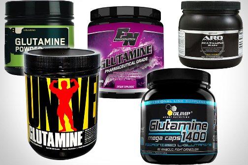 Как правильно принимать глютамин?