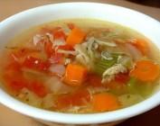 Жиросжигающие супы для похудения: рецепты