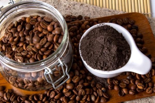 Кофе сжигает жир