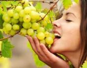 Вкусная виноградная диета для похудения
