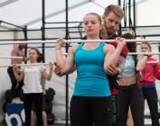 Как не травмироваться, занимаясь кроссфитом для похудения
