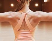 Как похудеть в области спины?