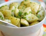 Сытная диета на картошке