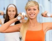 Upper body fitness — силовая тренировка для начинающих