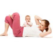 Худеем после родов. С чего начать и как двигаться дальше?