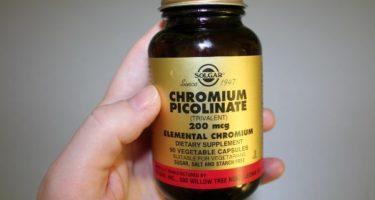 Что такое пиколинат хрома и сможет ли он помочь похудеть