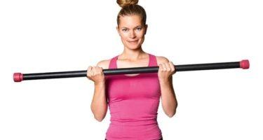 Несложные, но эффективные упражнения с бодибаром