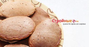 Протеиновые оладьи с овсянкой (без использования масла)