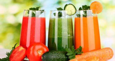 Домашний детокс — диеты на 3, 7, и 10 дней для похудения и очищения
